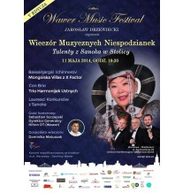 The Talents from Sanok on Wawer Music Festival in Capital