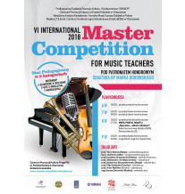 International Master Competition for Music Teachers